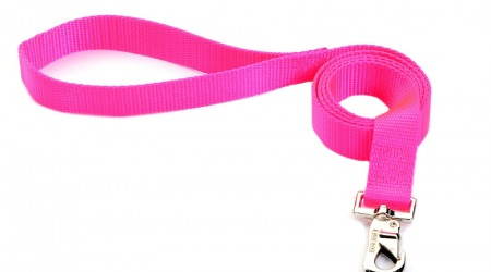 6' leash bright_pink-tufflock